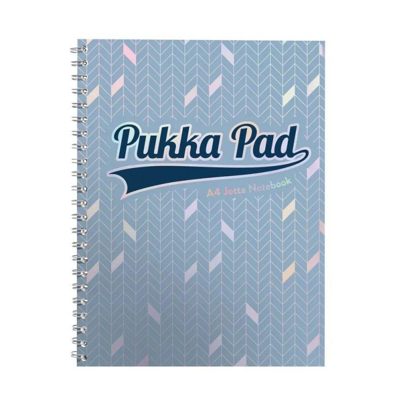 Pukka Glee Jotta Pad Lt Blu A4 Pk3