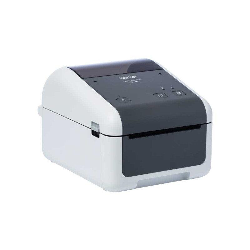 Brother TD-4520DN Professional Desktop Label Printer