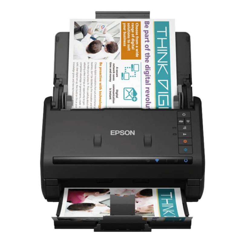 Epson WorkForce ES-500W11 Scanner