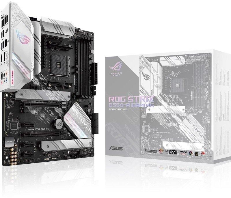 EXDISPLAY ASUS ROG STRIX B550-A GAMING ATX Motherboard