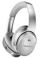 BOSE QuietComfort QC35 II Wireless Noise-Cancelling Headphones Silver