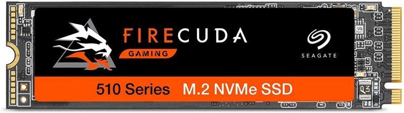 FireCuda 510 SSD 1000Gb PCIe Gen3x4 NVMe