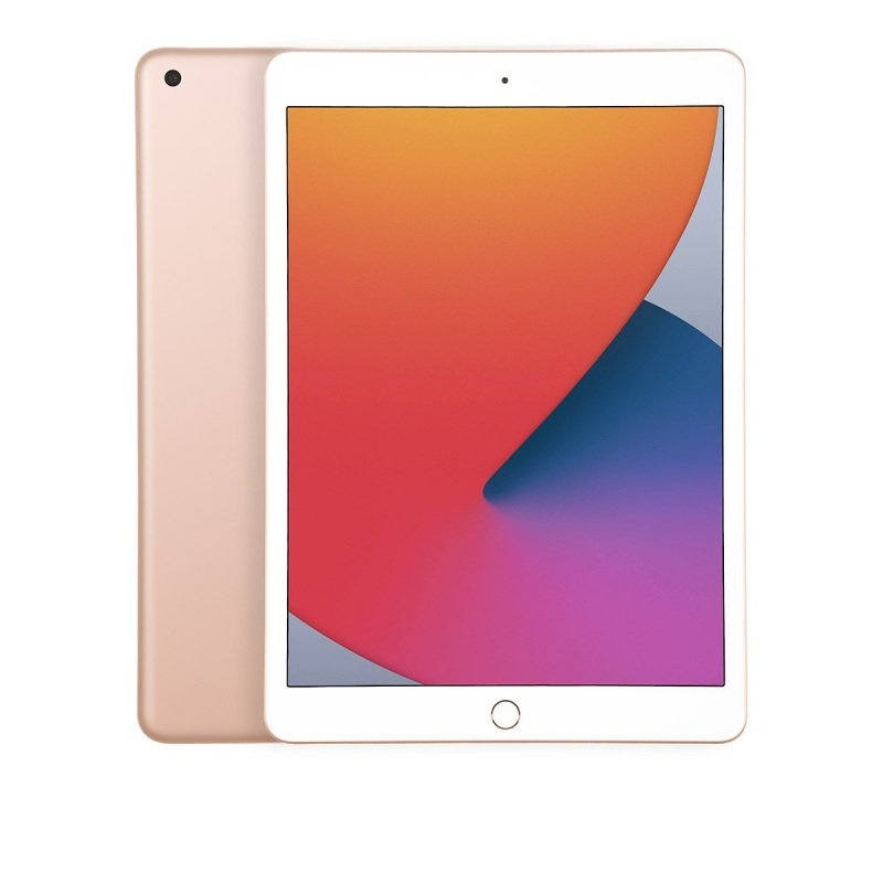 Image of Apple iPad 10.2'' 32GB Wi-Fi Tablet (8th Gen) - Gold