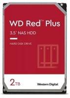 WD Red Plus 2TB 3.5 SATA 128MB HDD