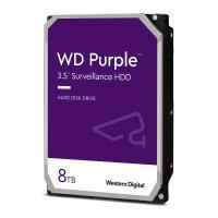 WD Purple 8TB 3.5 SATA 6Gbs 128MB - HDD