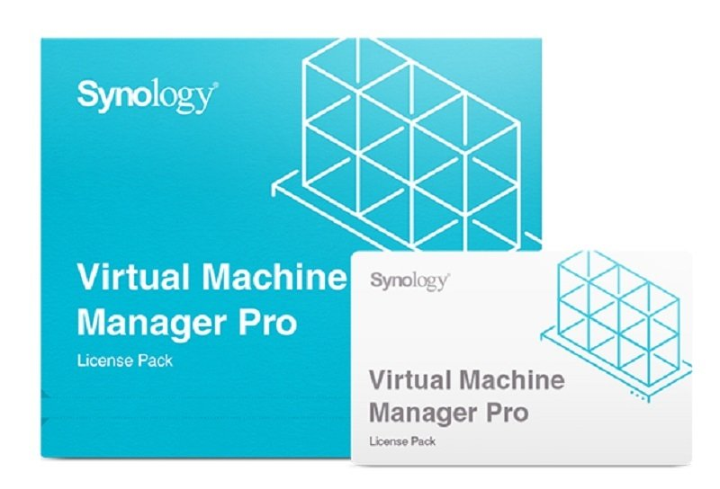 Synology VMMPRO-3NODE-S3Y - Virtual Machine Manger Pro - 3 years