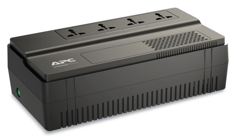 APC BV650I-MS Uninterruptible Power Supply (UPS) Line-Interactive 650 VA - 375 W