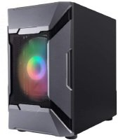 1st Player DK D3-A Black Micro ATX Case with RGB