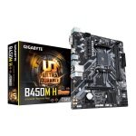 Gigabyte B450M H DDR4 mATX Motherboard