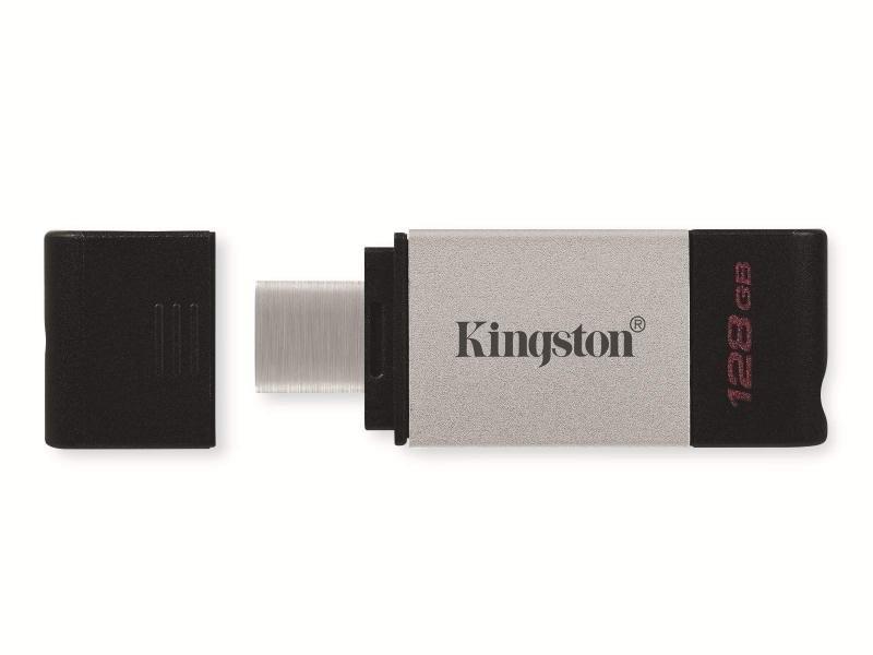 Kingston 128GB DataTraveler 80 USB-C Flash Drive