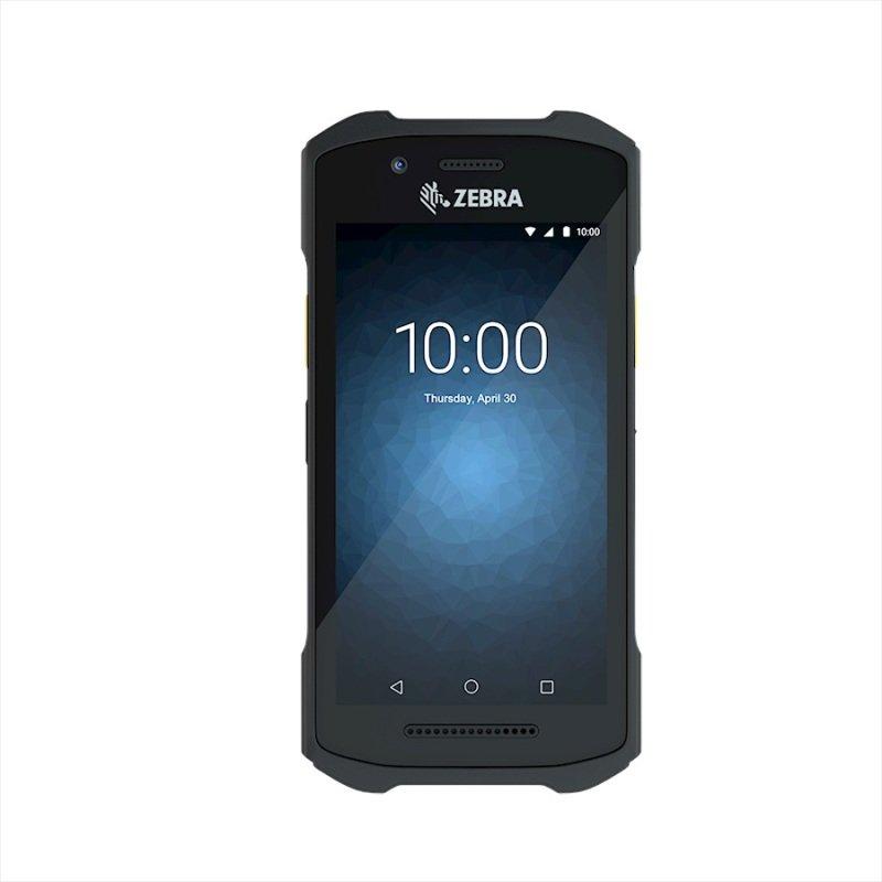 "Zebra TC26 handheld mobile computer 12.7 cm (5"") 1280 x 720 pixels Touchscreen 236 g Black"