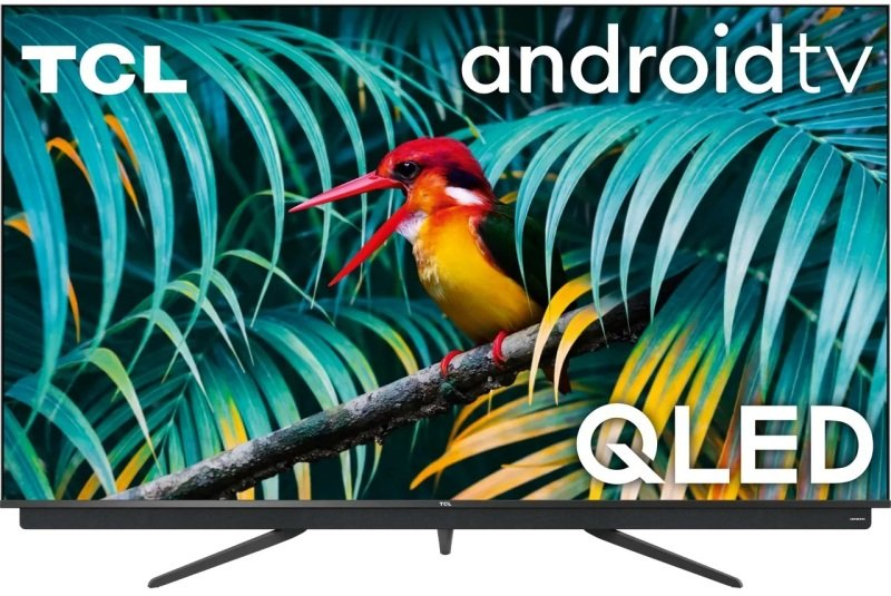 """TCL 55C815K 55"""" QLED 4K Ultra HD Android TV with FreeviewPlay"""