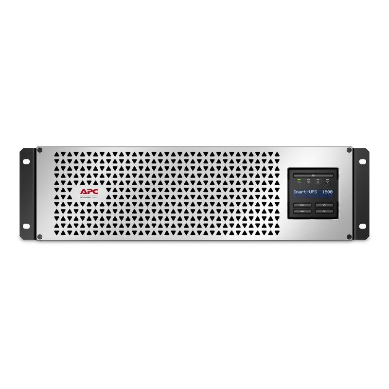APC Smart-UPS Line-interactive UPS - 1.50 kVA/1.35 kW - 3U Rack-mountable - AVR