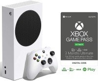 Xbox Series S All Digital Console + Game Pass Ultimate 3 Month