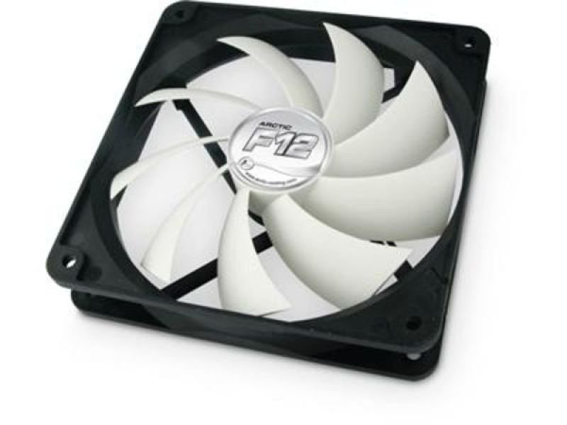 Image of Arctic Cooling F12 120mm Case Fan
