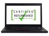 "Grade A Certified Refurbished Lenovo ThinkPad T460 Core i5 8GB 256GB SSD 14"" Win10 Pro Refurbished Laptop"