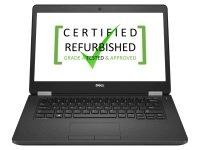 """Grade A Certified Refurbished Dell Latitude E5470 Core i5 8GB 256GB SSD 14"""" Win10 Pro Refurbished Laptop"""