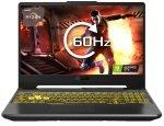 £597.38, EXDISPLAY ASUS TUF A15 Ryzen 5 8GB 256GB SSD GTX 1650 15.6inch No OS Gaming Laptop, AMD Ryzen 5 4600H 3.0GHz, 8GB RAM + 256GB SSD, 15.6inch FHD 60Hz Display, NVIDIA GeForce GTX 1650 4GB, No Operating System,