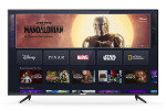 """TCL 50P615K 50"""" Television 4K Ultra HD Smart Android TV with Freeview Play"""