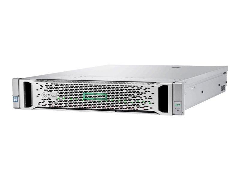 HPE SimpliVity 380 Gen9 Node - Rack-mountable 2U - No CPU - 0GB