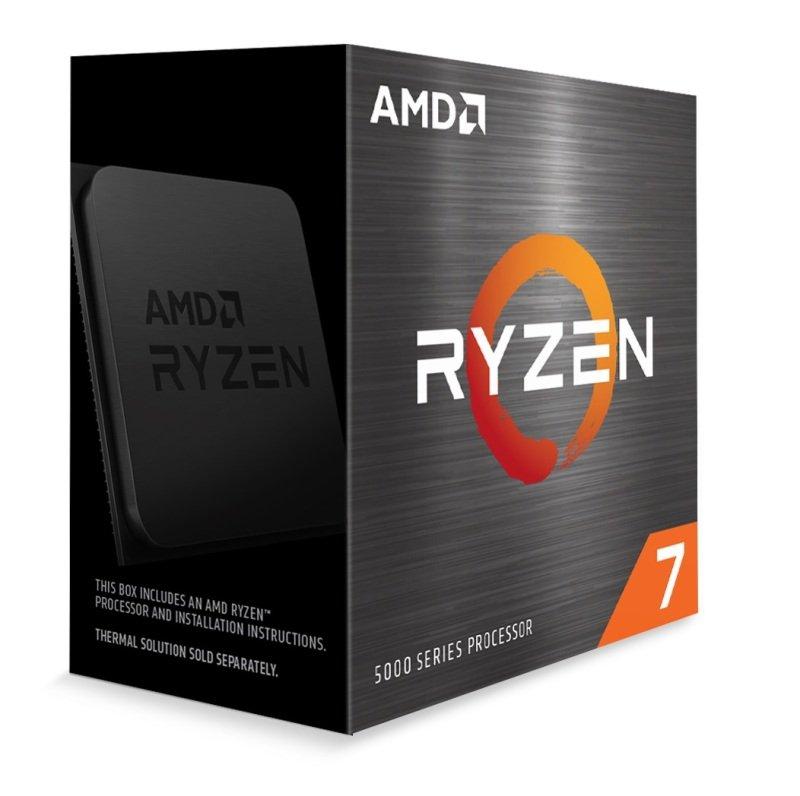EXDISPLAY AMD Ryzen 7 5800X AM4 Processor