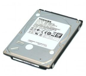 "Toshiba 1TB 2.5"" 9.5mm SATA Mobile Hard Drive"