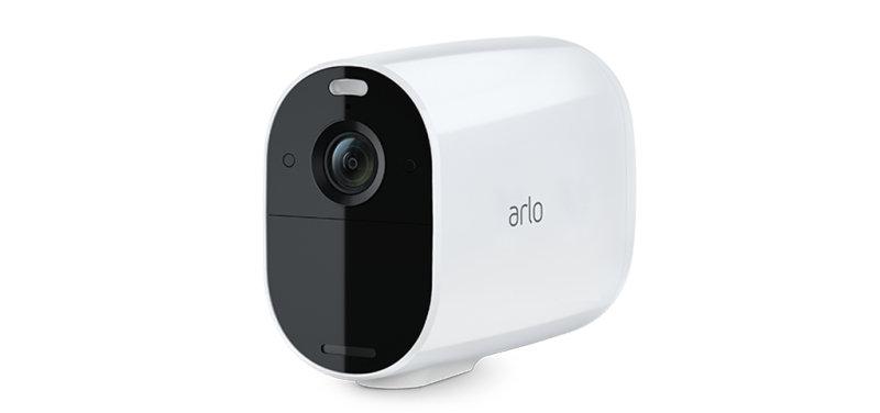 Arlo Essential Spotlight IP Security Camera- White