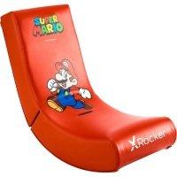 X Rocker Nintendo Licensed Video Rocker Gaming Chair- Mario