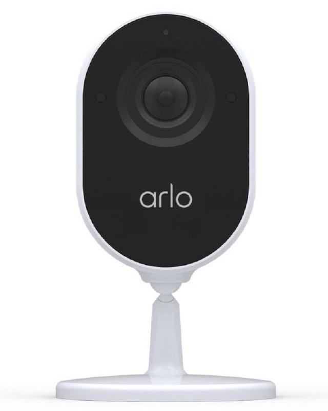 Arlo Essential Indoor Home Security Camera System CCTV 1080p 2-Way Aud