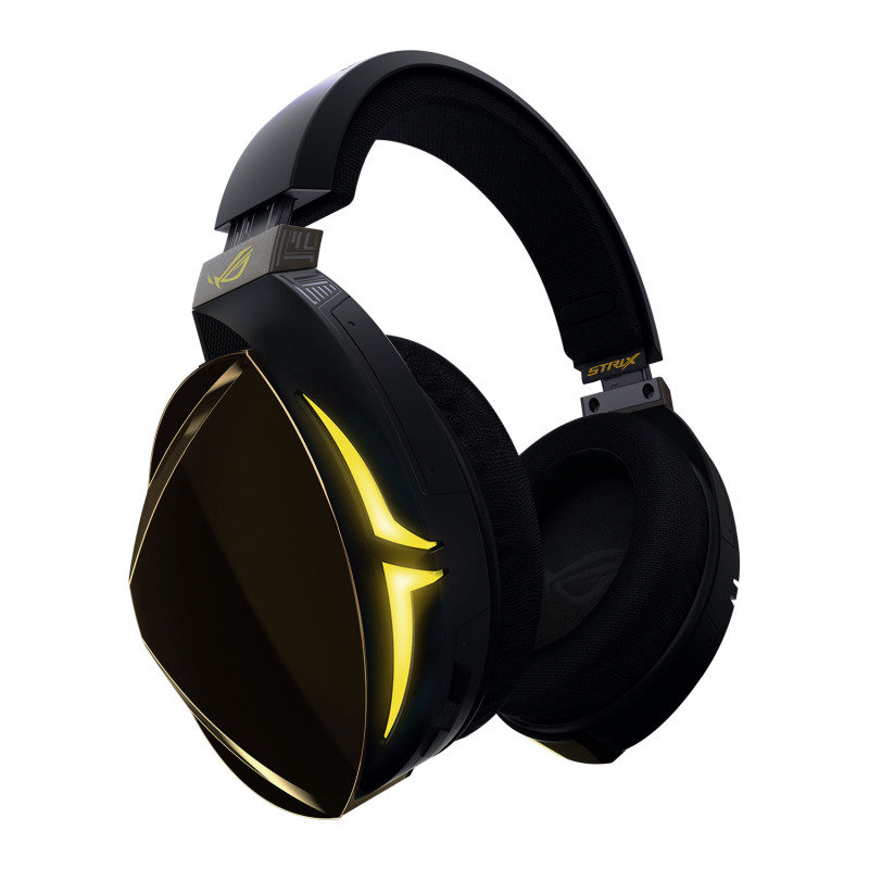 EXDISPLAY ASUS Strix Fusion 700 Wireless RGB 7.1 Gaming Headset - EOL