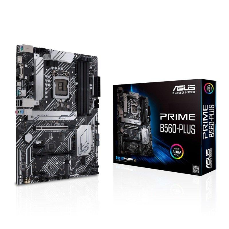 ASUS PRIME B560-PLUS ATX Motherboard