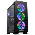 AlphaSync RTX 3070 Core i5 16GB RAM 1TB HDD 500GB SSD Gaming Desktop PC
