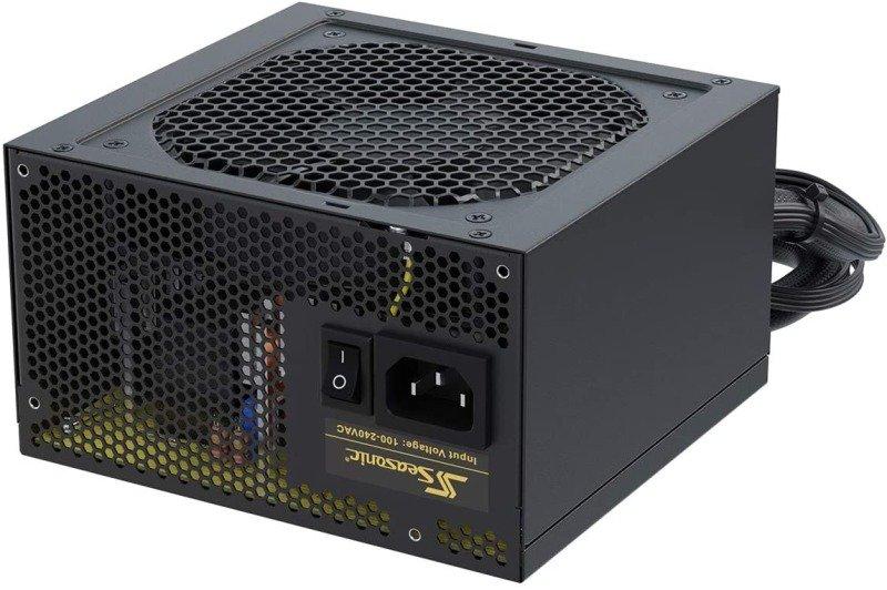 Image of Seasonic Core Gold GM-650 650W 80+ Gold Modular Power Supply