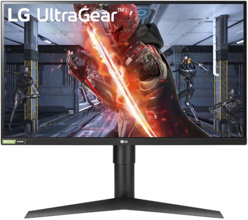 """LG 27GL850-B 27"""" 1ms 144Hz IPS Gaming Monitor"""