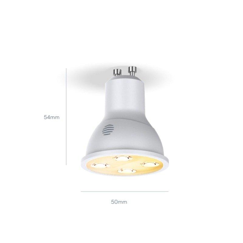 Hive Smart Dimmable SpotLight Bulb -GU10