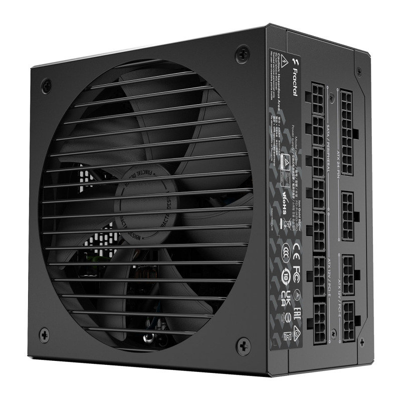 Fractal Design Ion Gold 850W Modular 80+ Gold PSU