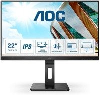"AOC 22P2DU 21.5"" Full HD IPS Monitor"
