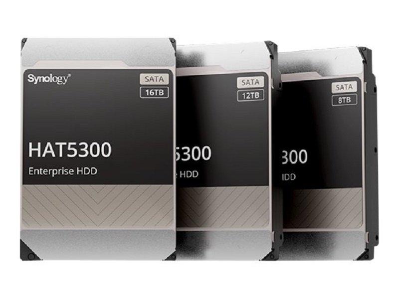 Synology HAT5300 - Hard Drive - 8 TB - SATA 6Gb/s