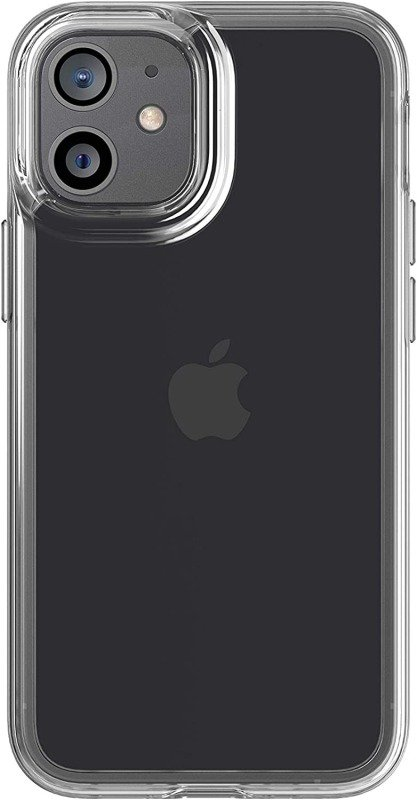tech21 Evo Clear for Apple iPhone 12 Mini - Clear