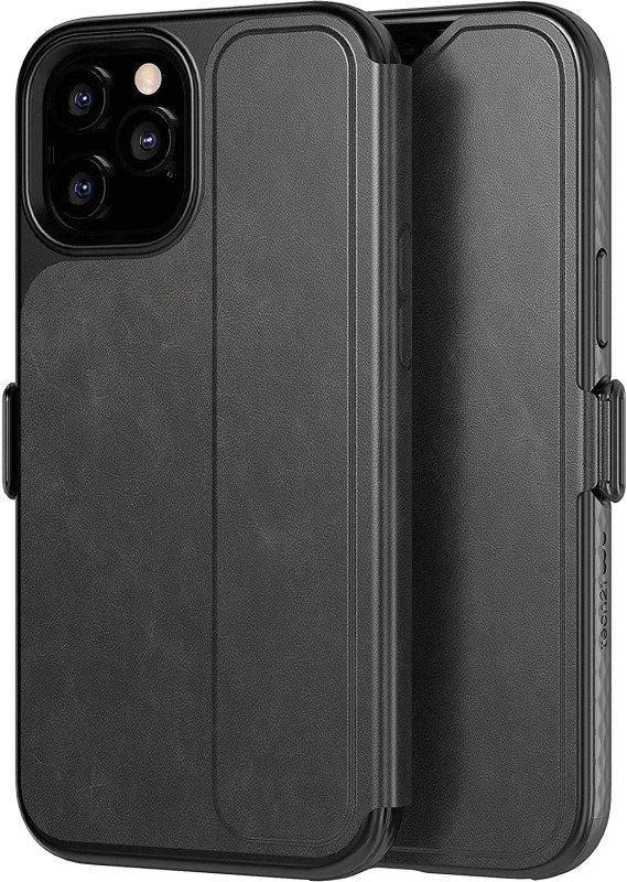 tech21 Evo Wallet for Apple iPhone 12 Mini - Smokey Black