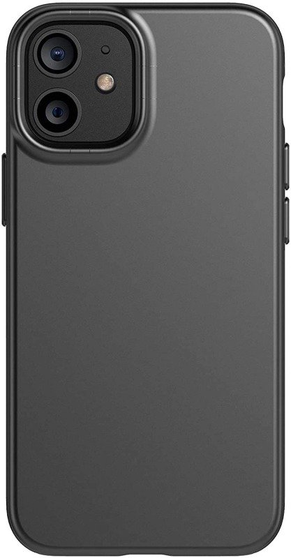 tech21 Evo Slim for Apple iPhone 12 Mini - Charcoal Black