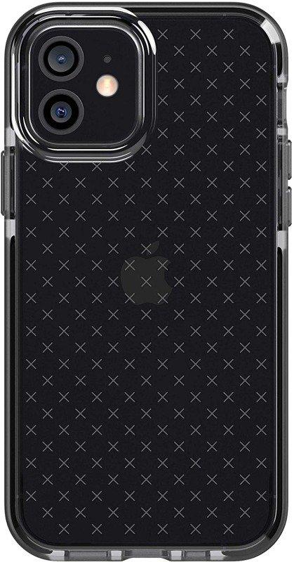 tech21 Evo Check for Apple iPhone 12/ 12 Pro - Smokey Black
