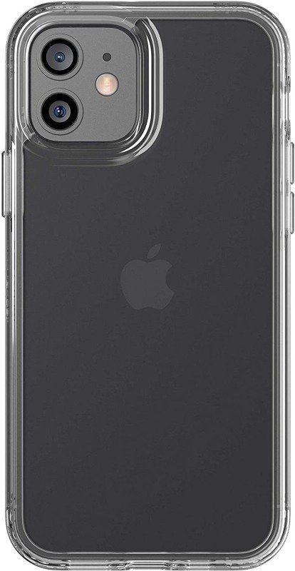 tech21 Evo Clear for Apple iPhone 12/ 12 Pro - Clear