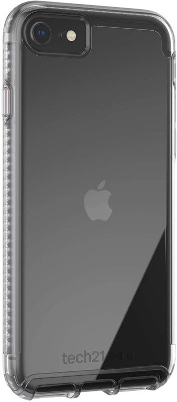 tech21 Pure Clear for iPhone SE (2020)/8/7 - Clear