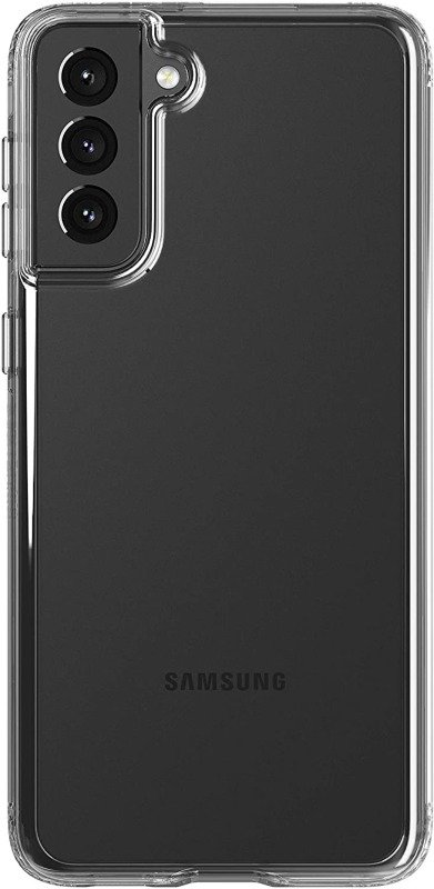 tech21 Evo Clear for Samsung Galaxy S21+ 5G - Clear