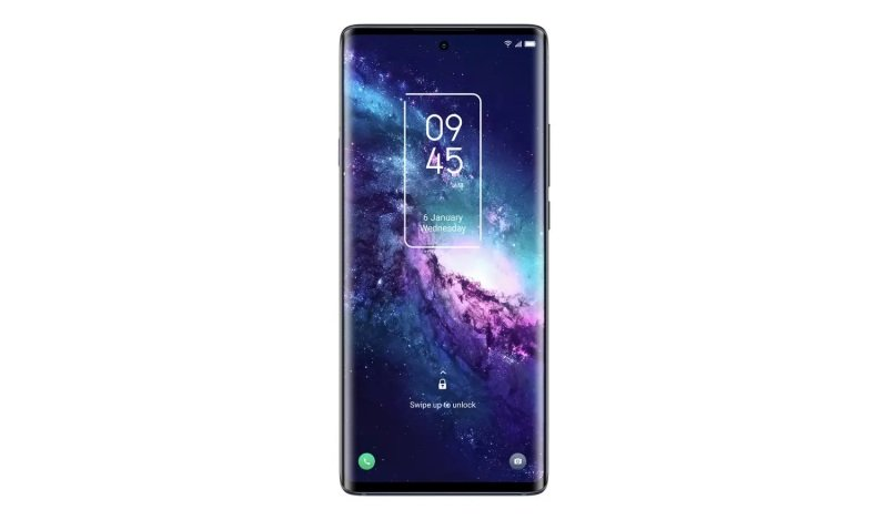 "TCL 20 Pro 5G 6.67"" 256GB Smartphone - Moondust Grey"