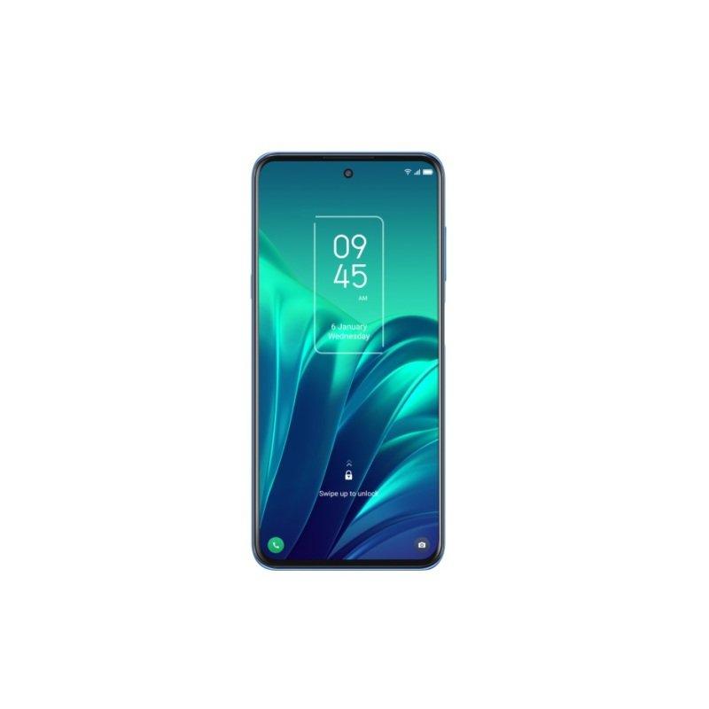 """TCL 20L 6.67"""" 64GB 4G Smartphone - Luna Blue"""