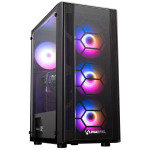 AlphaSync GTX 1660 Super Core i5 10th Gen 16GB RAM 1TB HDD 500GB SSD Gaming Desktop PC