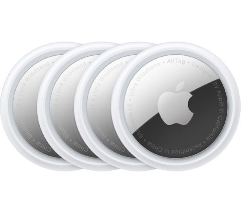 Image of Apple AirTag 4 Pack