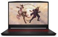 """MSI Katana GF66 Core i7 8GB 512GB SSD RTX 3050Ti 15.6"""" Win10 Home Gaming Laptop"""